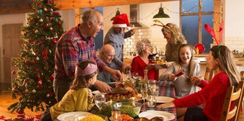 Oud-Hollands kerst
