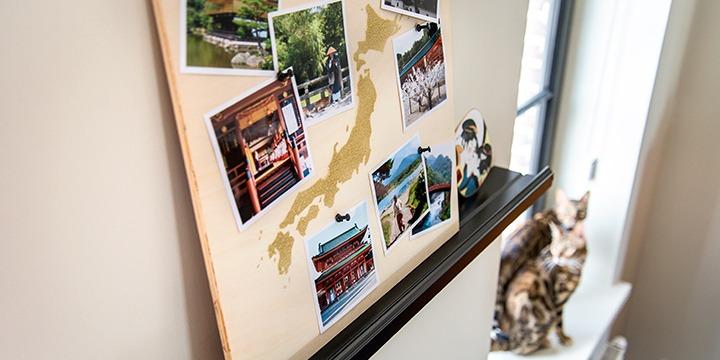 foto's wereldkaart
