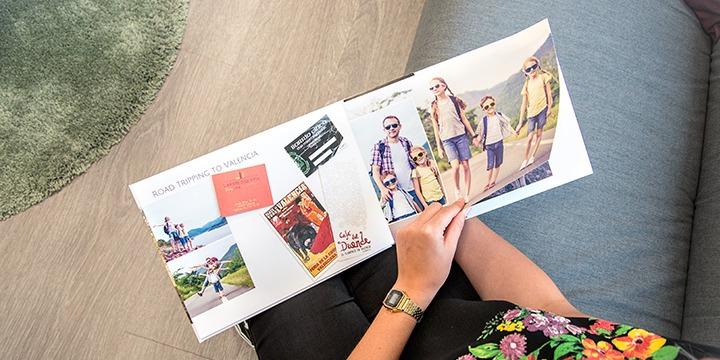 Maak een creatief reisverslag