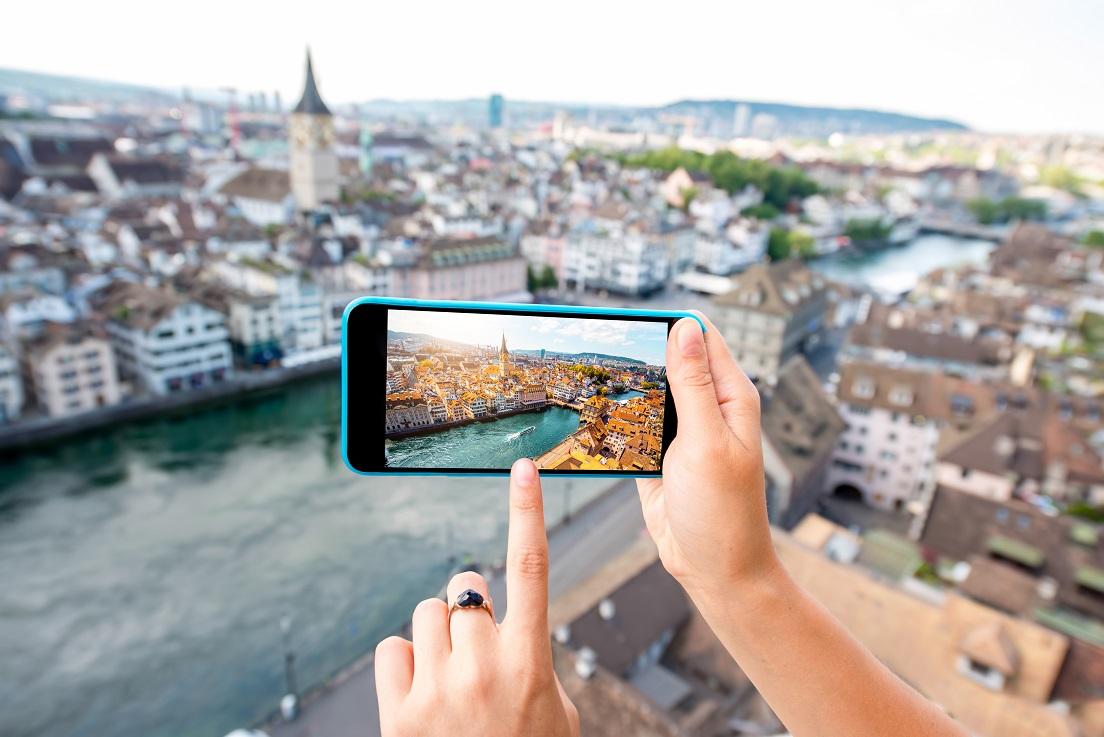 Foto maken met je telefoon