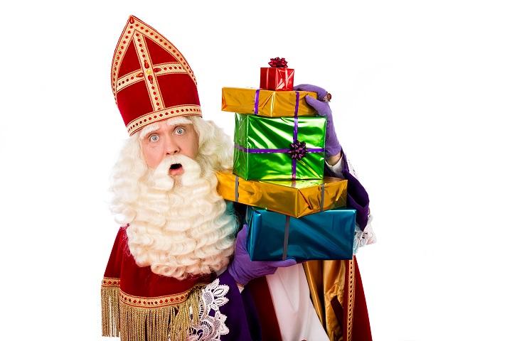 Sinterklaas intocht cadeautjes
