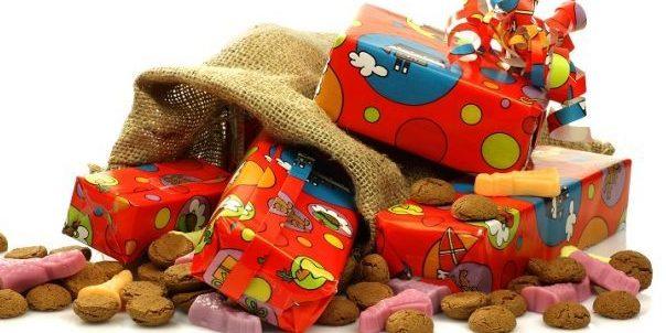 Sinterklaasfeest cadeaus
