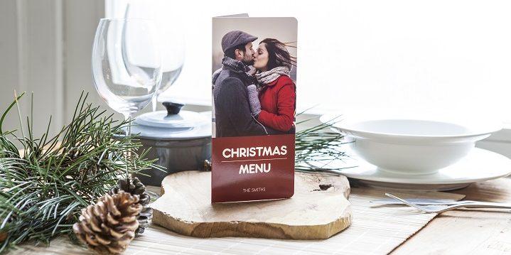 Kerst 2017 - Tips voor onvergetelijke kerstdagen - het kerstdiner menukaart