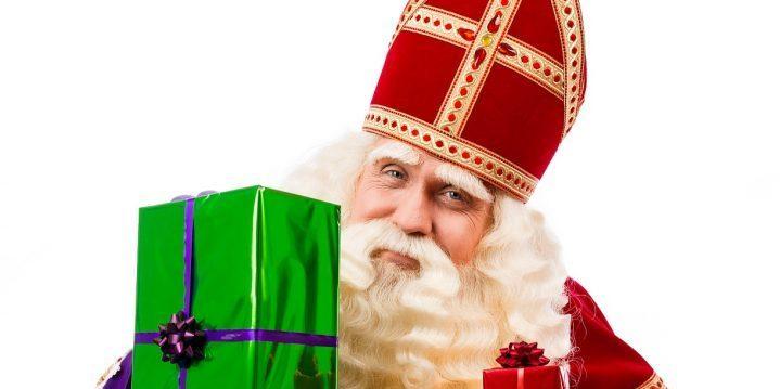 Sinterklaas schoencadeaus