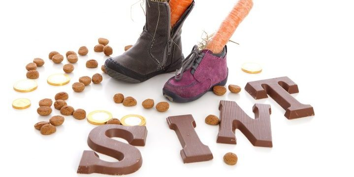 Schoencadeautjes snoep