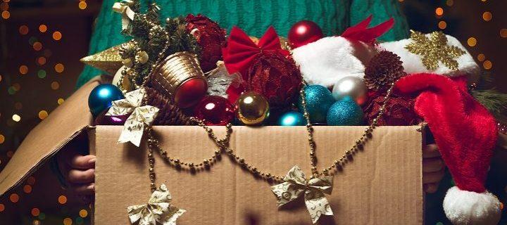 Inspiratie voor kerstversiering in en om het huis