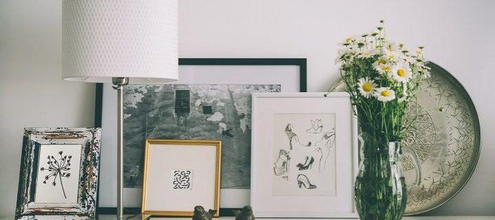 Creatief aan de slag met fotolijstjes