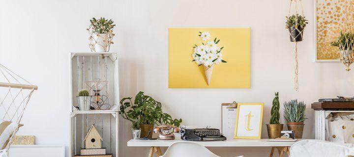 Hoe kies je de juiste wanddecoratie?