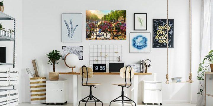 Wanddecoratie forex