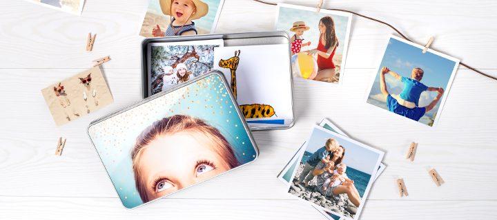 Creatief met fotoafdrukken!