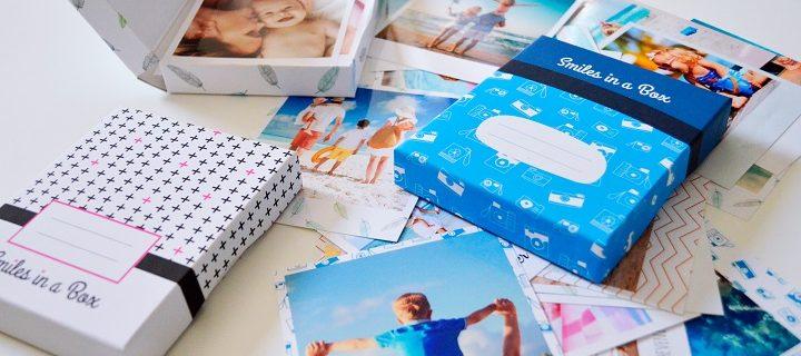 Retrofoto's in een doosje, het leukste cadeau voor hem en haar!