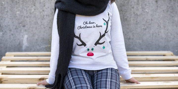 Kersttrui personaliseren