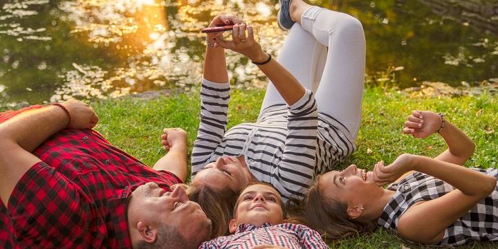 Voornemens 2019 - meer tijd met gezin doorbrengen