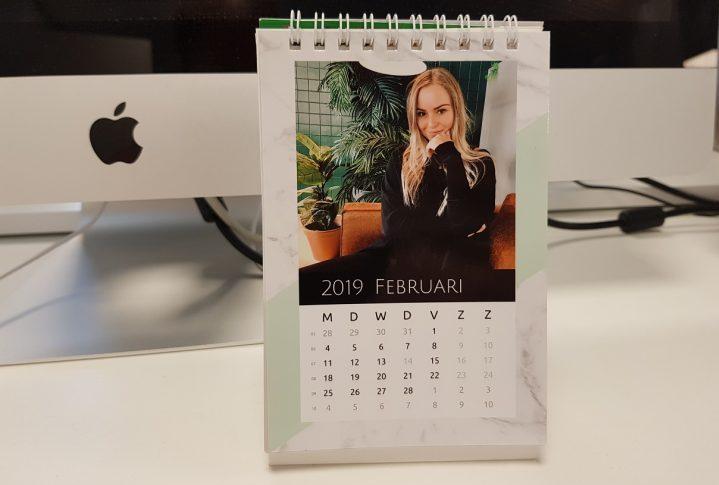 foto-ideeën bureaukalender