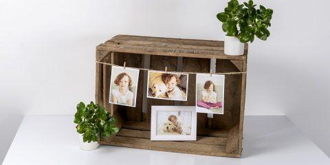 6 manieren om jouw afgedrukte foto's te gebruiken in je interieur!