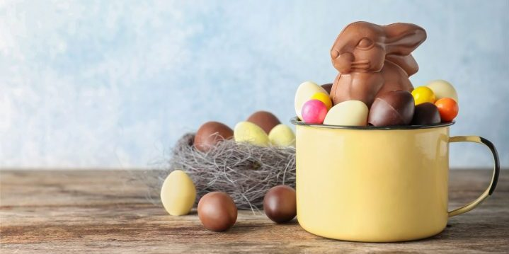 persoonlijke mok Pasen