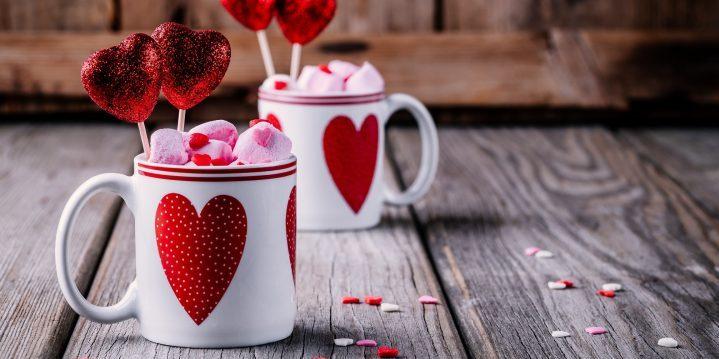 Persoonlijke mok valentijn