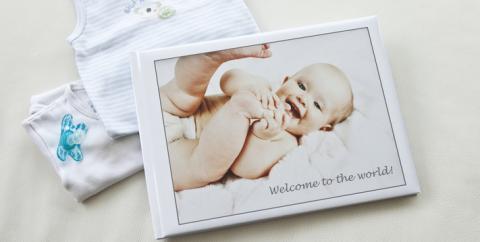Zo maak je jouw babyboek