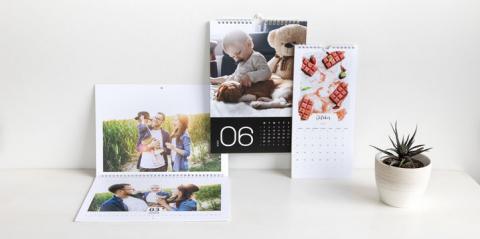 Zo maak je de mooiste kalender!