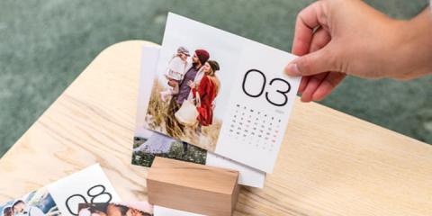 Een kalender maken? Ontdek de vele originele mogelijkheden!