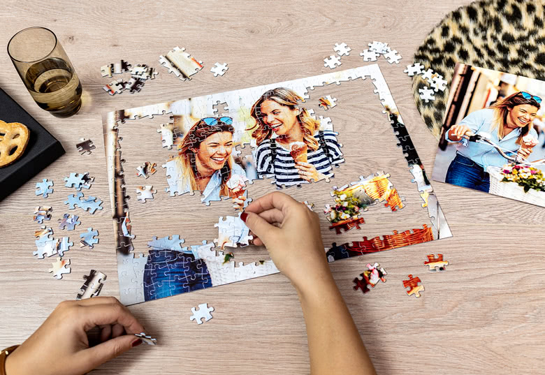 Nieuwe fotocadeaus - puzzel 1000 stukjes