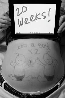 zwangerschapsaankondigingen-tweeling_artiest