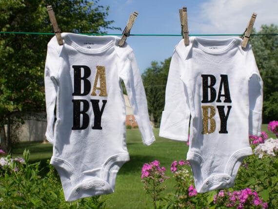 Zwangerschapsaankondigingen Tweeling_Extra Was