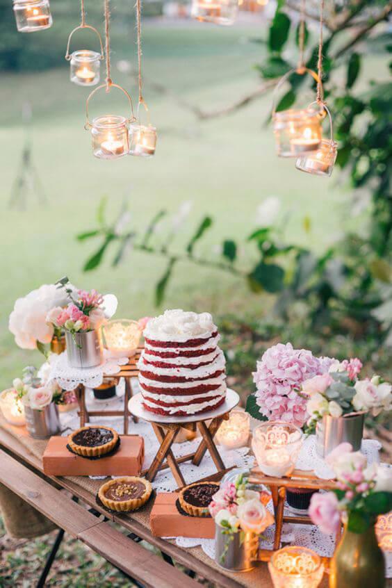 dessert buffet ideetjes