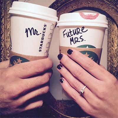 Huwelijksaankondinging-Coffee please