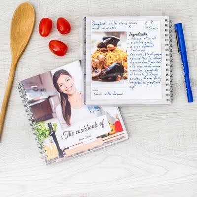 gepersonaliseerd receptenboek