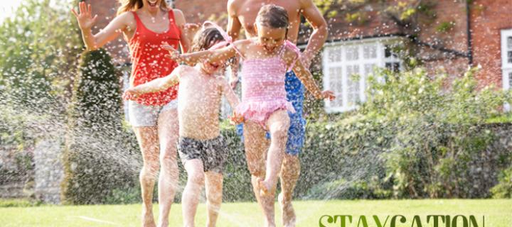 Staycation: 6 tips voor een fantastische thuisvakantie