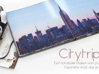 Citytrip? Een fotoboek maken van jouw favoriete stad doe je zo: