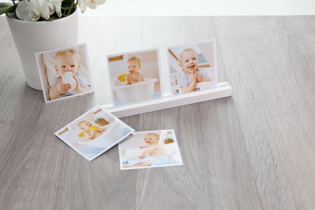 Fotoprints afdrukken vierkant