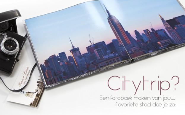 fotoboek maken citytrip