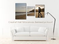 Creatief met fotocanvas: Bekleed je muur!