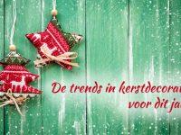 De trends in kerstdecoratie voor 2015