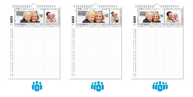 kalender 2015 maken