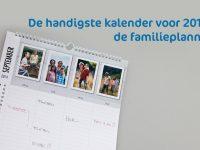 De handigste kalender voor 2015: de familieplanner