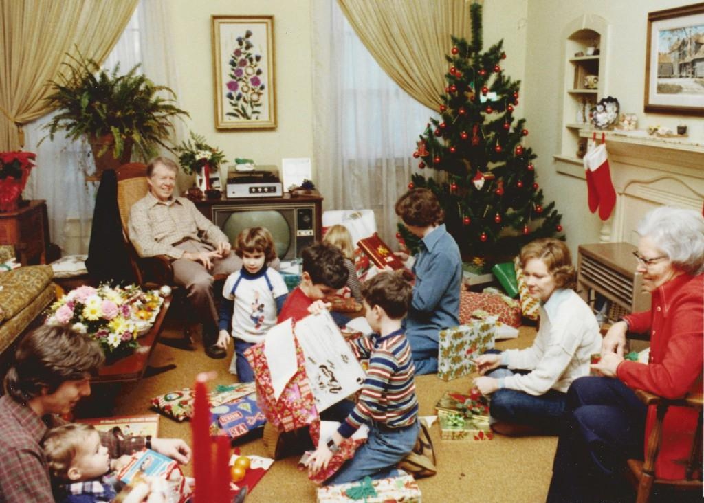 originele kersttafel