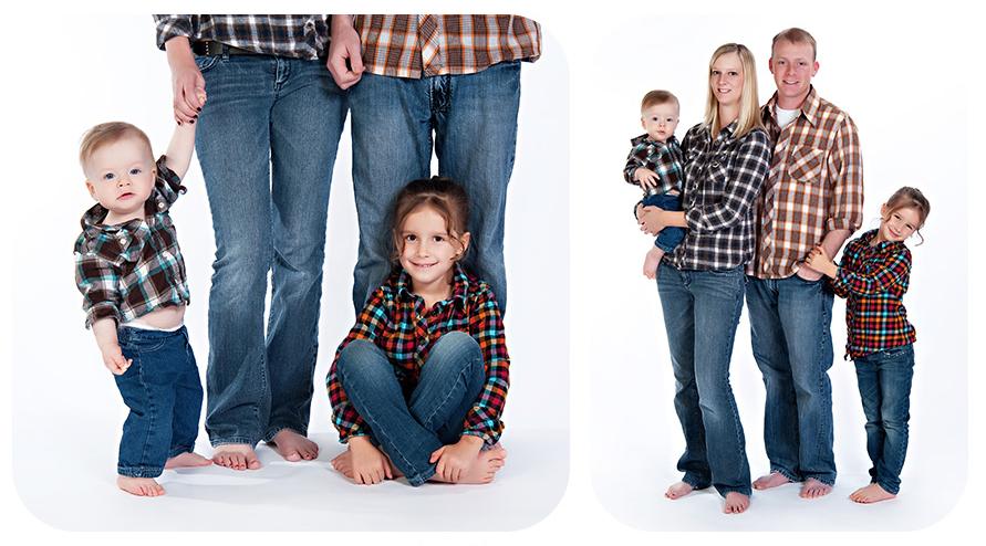Fotokalender maken met familiefoto's