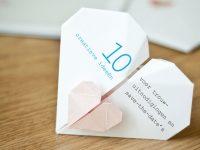 10 Creatieve huwelijksuitnodigingen en save-the-date's