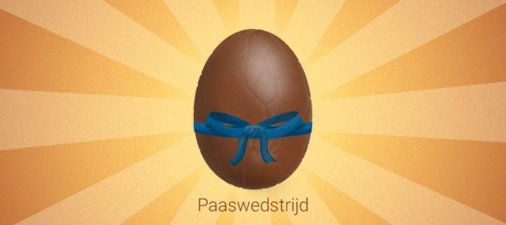 Win een aankoopbon van €30 voor Pasen!