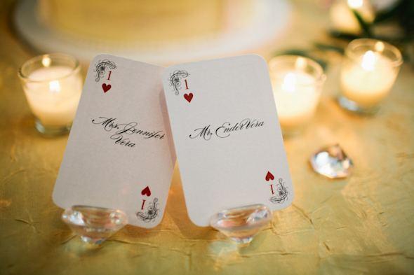 trouwdecoratie-speelkaarten