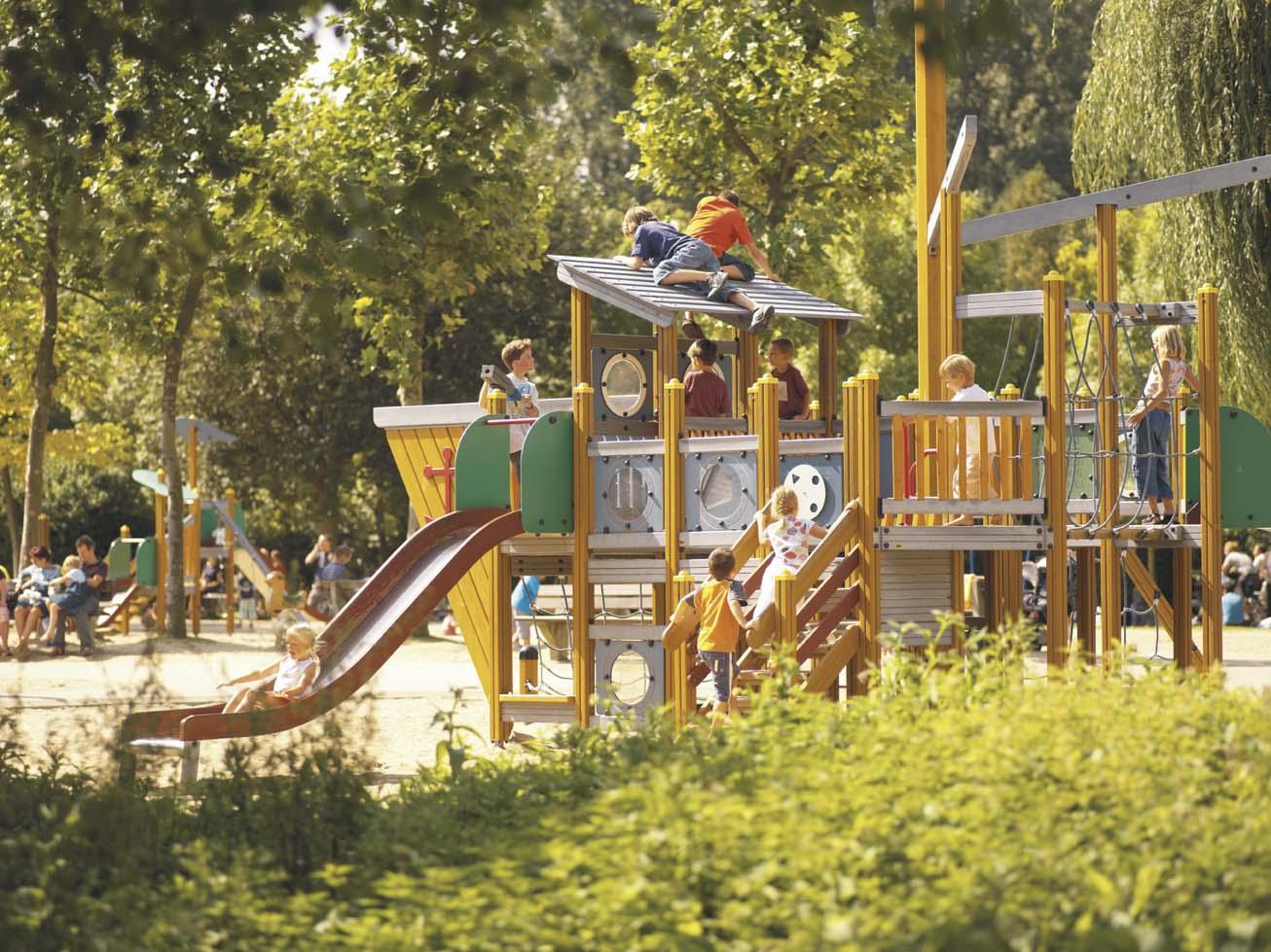 zomeractiviteiten voor kinderen speeltuin