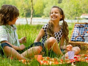 zomeractiviteiten voor kinderen picknick