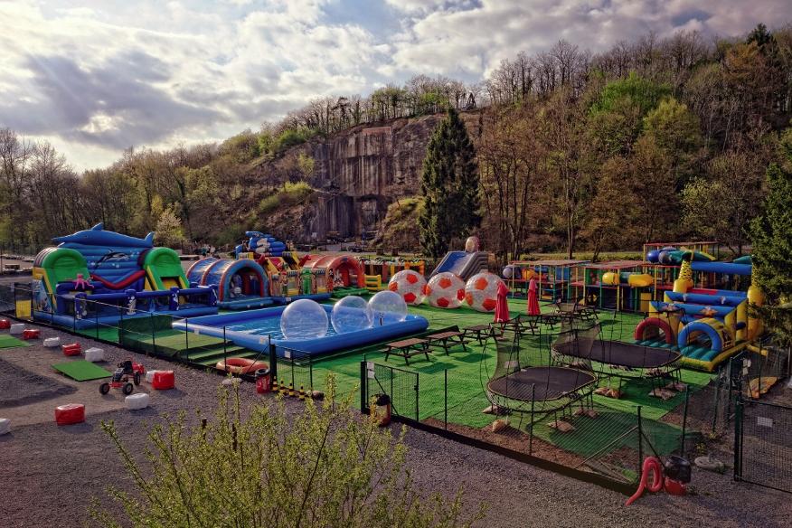 zomeractiviteiten voor kinderen Ardennen