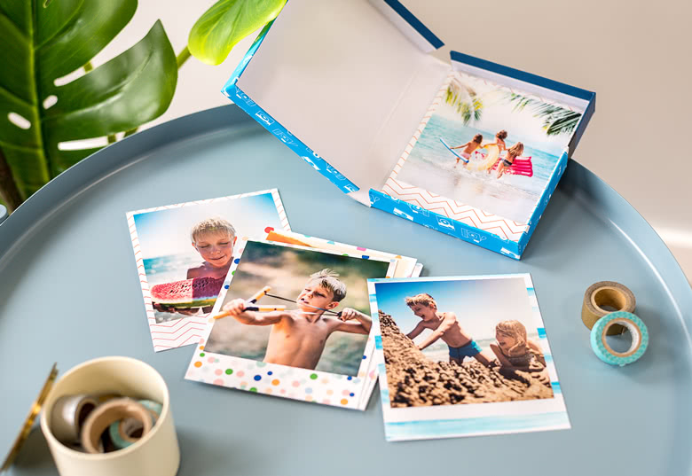 retro photo prints