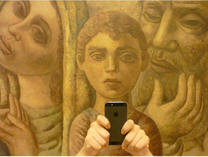 selfie-artfie