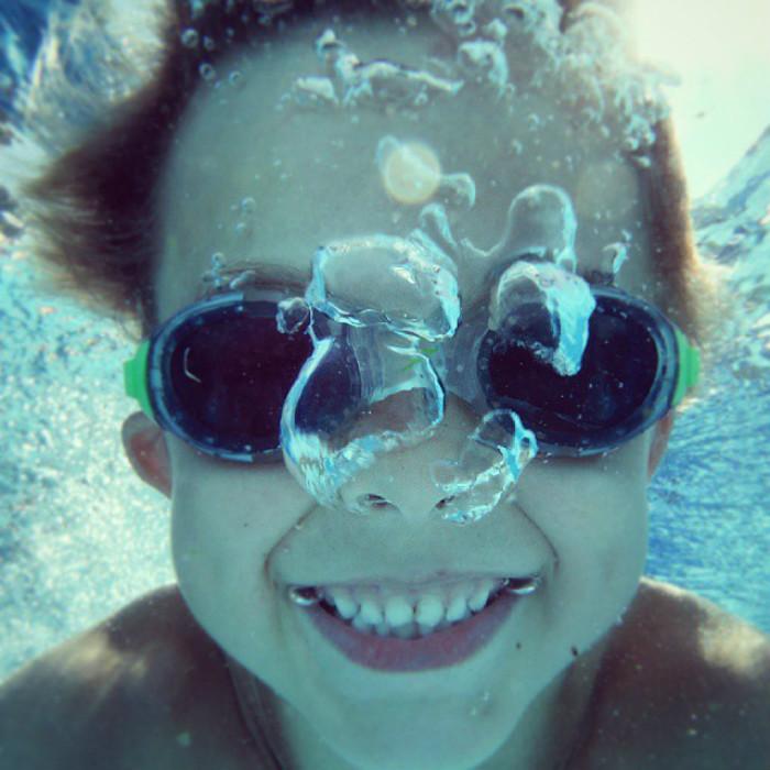 selfie-swimfie