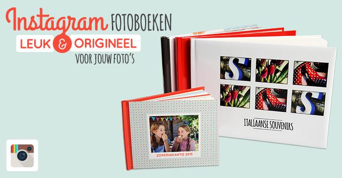 Instagram fotoboek smartphoto